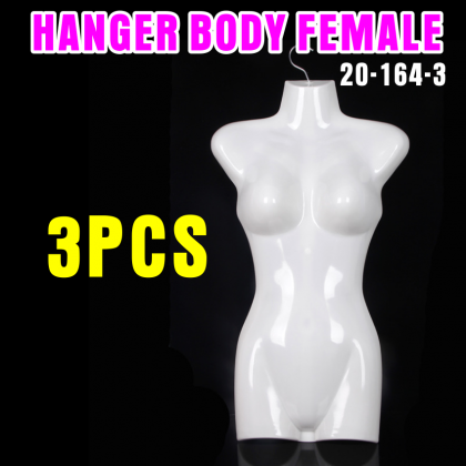 PlatMart - [READY STOCK] Adults Hanging Mannequin Female - Patung Baju 20-164