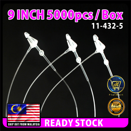 PlatMart - [READY STOCK] 5000pcs / per box, LOOP PINS 3in / 5in / 7in / 9in