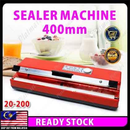 PlatMart - [READY STOCK] SEALER MACHINE 400mm 20-200