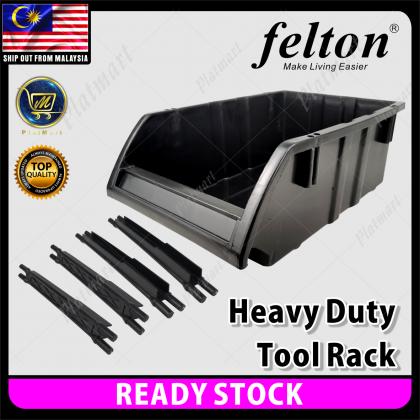 PlatMart - [READY STOCK] Felton Heavy Duty Tool Rack Storage 80-298