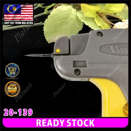 PlatMart - [READY STOCK] Clothes Garment Price Label Tagging Tag Gun 20-139